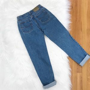 Jordache | Vintage High Rise Tapered Mom Jeans